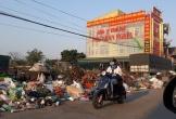 Nhà máy rác Phú Hà tiếp nhận rác