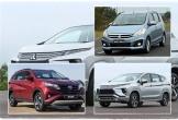 Top xe 7 chỗ tầm giá 500 - 600 triệu đồng đáng mua nhất 2019