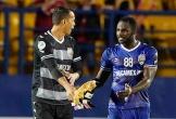Thủ môn Tấn Trường bị 'treo găng' đến hết lượt đi V.League 2019