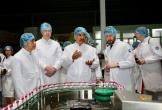 Đại sứ Mỹ đến thăm nhà máy sữa Vinamilk tại Nghệ An