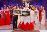 Hà Tĩnh: Á khối Thu Hằng đăng quang Hoa hậu Doanh nhân Toàn cầu 2019 tại Hàn Quốc