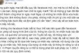 Trò lừa 'công khai ảnh riêng tư' xuất hiện trên Facebook