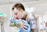 Vợ 9X sinh con trai đầu lòng cho Lâm Chấn Huy