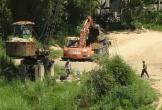 Hà Tĩnh: Doanh nghiệp 'phớt lờ' quy định, tự do khai thác cát trên sông Ngàn Sâu?