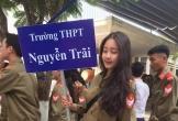 Nữ sinh Đà Nẵng bỗng dưng được dân mạng chú ý nhờ bức ảnh chụp lén