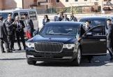 Xe bọc thép của Chủ tịch Trung Quốc gây chú ý ở Italy