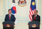 Tổng thống Hàn Quốc chào nhầm tiếng Indonesia khi thăm Malaysia