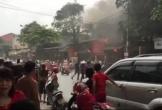 Hà Tĩnh: Cháy lớn gần Trung tâm thương mại Tây Sơn, chủ ki ốt hốt hoảng sơ tán