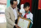 Hà Tĩnh: Tặng Bằng khen cho nam sinh dũng cảm cứu 2 em nhỏ đuối nước