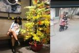 Xôn xao chuyện nữ sinh 2003 ăn cắp xe máy liên tục chối tội cho đến khi bị camera an ninh bóc mẽ