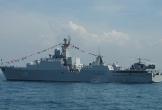 Chiến hạm Việt Nam tới Malaysia duyệt binh tàu quốc tế