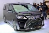 Lexus LM 300h - xe gia đình hạng sang cho châu Á