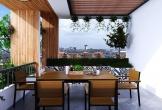 Mẫu nhà phố 3 tầng đẹp như mơ với chi phí 1,2 tỷ đồng