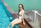 Quách Ngọc Ngoan khoe ảnh bikini của người tình đại gia hơn 7 tuổi