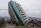 Động đất mạnh 6,7 độ richter tại Đài Loan (Trung Quốc)