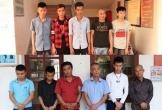 Hà Tĩnh: Tạm giữ nhóm đối tượng lao từ trên xe xuống đường nổ súng