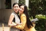 Hoa hậu Mai Phương Thuý diện mốt không nội y, xinh đẹp với vest vàng