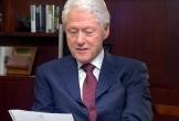 Nữ nhà báo Anh tiết lộ sốc về Bill Clinton