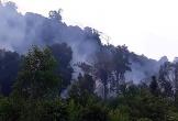 8 vụ cháy rừng ở Sơn La, Lai Châu trong 2 ngày nắng nóng gay gắt