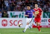 Màn ăn mừng bàn thắng cực 'lạ mắt' của Quang Hải trong trận gặp Hải Phòng
