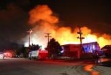 Cháy lớn tại khu công nghiệp Mỹ Phước 2
