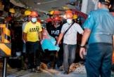 Cô gái Việt chạy từ tầng 45 xuống trong động đất ở Philippines