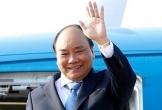 Thủ tướng lên đường đến Trung Quốc dự diễn đàn Vành đai và Con đường