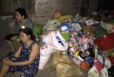 Nghệ An:  Chợ cháy ngùn ngụt lúc nửa đêm, tiểu thương bất lực đứng nhìn tài sản thành tro