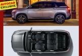 Phiên bản mới 7 chỗ của chiếc ô tô SUV giá hơn 400 triệu sắp trình làng hấp dẫn cỡ nào?