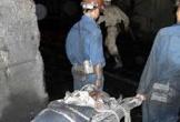 Cháy lò khai thác than, 5 công nhân thương vong