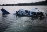 Máy bay lao xuống biển ở Honduras, 5 người thiệt mạng
