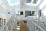 5 kiểu lan can cầu thang phổ biến trong nhà ở hiện đại
