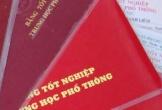 Hà Tĩnh: 4 cán bộ của một xã không có bằng tốt nghiệp THPT