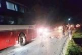 Xe khách va chạm xe máy, 2 học sinh lớp 8 tử vong