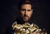Messi giành Chiếc giày vàng, lập kỷ lục vô tiền khoáng hậu