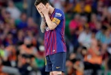 Barca thua Valencia - mặt trái của thiên tài Messi