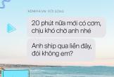 Thời buổi quăng thính nên đến shipper cũng ngọt ngào: Đừng giao hàng nữa, ship anh qua đây làm bồ em đi