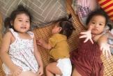 4 năm sinh liền 3 con gái, mẹ 1995 ngỡ ngàng với thái độ của bố mẹ chồng