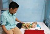 Gia cảnh khó khăn của cô giáo mầm non có con bị u não ác tính