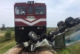 Tài xế xe tải bị đứt lìa 2 chân trong vụ tai nạn tàu hỏa ở Hà Tĩnh đã tử vong