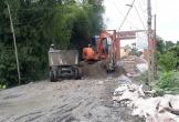 Hoài nghi chất lượng tuyến huyện lộ 10 ở Đức Thọ, Hà Tĩnh
