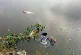 Hà Tĩnh: Bàng hoàng phát hiện thi thể đàn ông cùng xe máy nổi trên mặt hồ