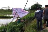 Nghệ An: Đi làm đồng, tá hỏa phát hiện người đàn ông tử vong dưới mương nước