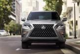 Lexus GX 2020 làm mới ngoại hình, thêm công nghệ