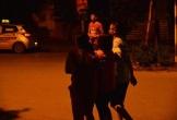 Phát hiện bé gái nguy kịch trên mái tôn chung cư tại Hà Nội