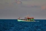 4 ngư dân nhảy xuống biển mất tích