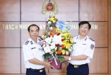 Công bố quyết định bổ nhiệm Phó Tư lệnh Cảnh sát biển