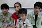 Cùng quẫn gia đình có 3 con mắc bệnh máu khó đông