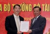 Trao quyết định bổ nhiệm Tổng cục trưởng Tổng cục Thuế