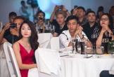 Văn Đức - Ngọc Nữ làm dấy lên tin đồn chia tay khi cùng dự đám cưới Cris Phan nhưng 'lơ đẹp' nhau